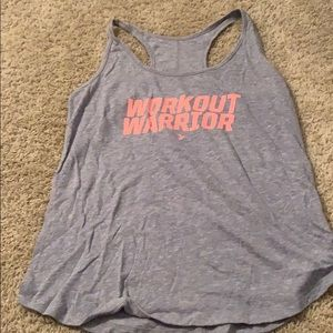 Workout Warrior Tank